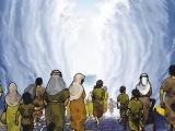 KISAH NABI MUSA : FIRAUN DITELAN LAUT MERAH